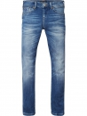 SCOTCH SHRUNK  - Jeans Strummer Meeting Point Skinny Fit