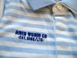Preview: RIVER WOODS  Poloshirt  Kurzarm gestreift