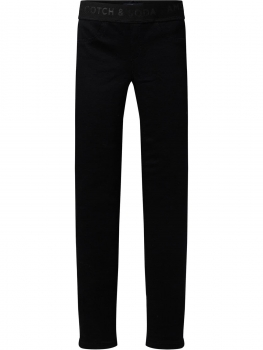 SCOTCH R'BELLE - Denim Jeggings in black