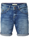 SCOTCH SHRUNK  - Floyd Denim Shorts indigo bandit